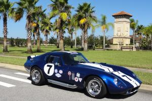 1965 Shelby Cobra Daytona Coupe Photo