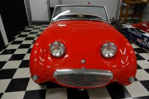 1959 Austin Healey Bugeye Sprite Photo