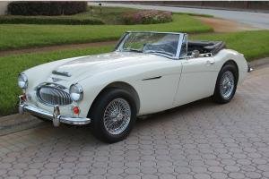 1966 Austin Healey Mark III Show Condition - Restored!