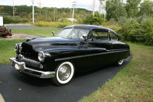 1949 mercury 2door custom-lead sled Photo
