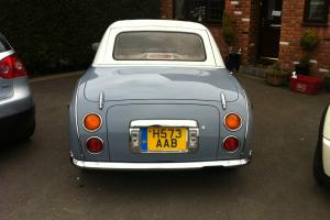 Nissan Figaro sports/convertible Grey eBay Motors #321115767373