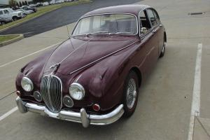 1961 Jaguar MK II  3.8 Sedan   EXCELLENT