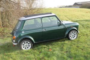 October 2000 Rover Cooper Sport