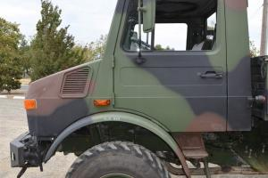 1987 Mercedes Benz Unimog U1300L - Turbo and Fast Axles - Recent Release