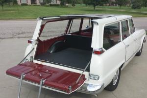 1966 Studebaker Wagonaire Base 4.6L
