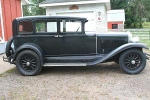 """1929 Studebaker President 8 nice unrestored """"barn fresh"""" one family owned"""