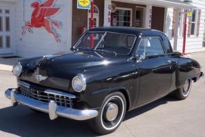 1949 Studebaker Champion Business Coupe  2-Door