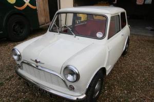 Mini Minor 1961