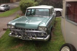 1959 AMC Rambler Rebel Classic American Car