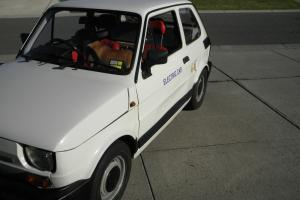 Rare Unique Electric Powered CAR Fiat Niki FSM 650 1989 Collectable in in Melbourne, VIC