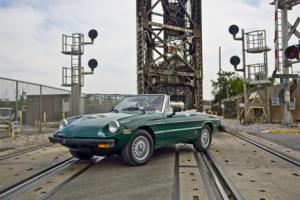 1979 Alfa Romeo Spider Veloce