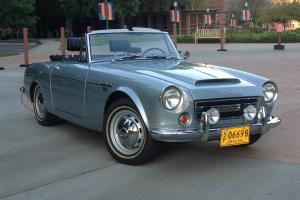 1967 1/2 Datsun Roadster Solex 2000 Fairlady Very Rare! Photo