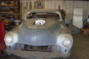 1950 Mercury 4 door QUALITY CHOP TOP