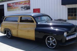 1949 Mercury Woody Wagon-Big Block!  NO RESERVE!  BIG BLOCK!  NICE!!! RARE!
