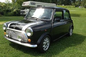 Classic Mini Mayfair.  998cc Right Hand Drive