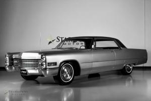COUPE DEVILLE!  RESTORED!  POWER SEATS! POWER STEERING!