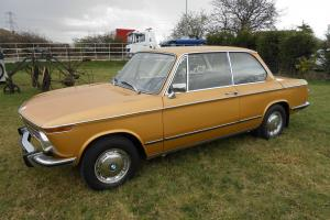 1973 bmw 2002, dry stored for last 32 years