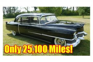 1954 Cadillac Fleetwood Series 75 Imperial Sedan ONLY 25,100 ACTUAL MILES!