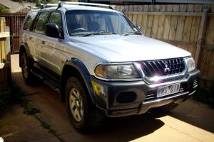 Mitsubishi Challenger 4x4 2004 4D Wagon 4 SP Automatic 4x4 3L Multi in in Melbourne, VIC