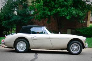 Rare and Exquisite reconditioned 1966 Austin Healey 3000 BJ8