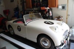 1959 Austin Healey Sprite (Bugeye)
