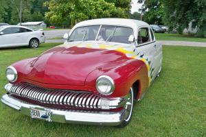 1951 Mercury 2 DOOR COUPE NO RESERVE