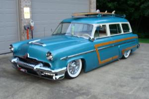 1954 Mercury Custom Woody Wagon Photo