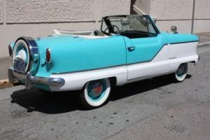 1959 Nash Metropolitan Convertible Photo