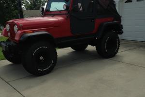 For Sale 1986 CJ7, body off restoration in 2009.