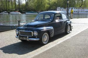 BEAUTIFUL VOLVO PV544 SPECIAL II