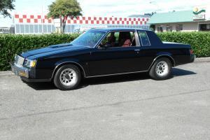 1987 Buick Regal Turbo T
