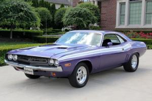 1971 Challenger Plum Crazy 383 WOW HOT SHow and GO