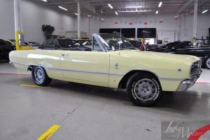 1968 Dodge Dart GT Convertible