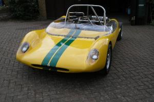 Lotus 23b replicaby Lee Noble project to finish off for track/or race