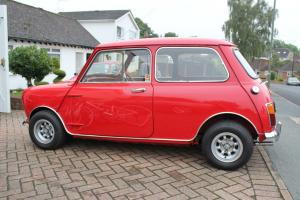Morris Mini Cooper Mk2 1968  Photo