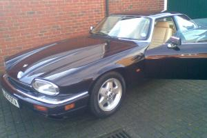 1994 JAGUAR XJ-S 4.0 AUTO MOROCCAN RED