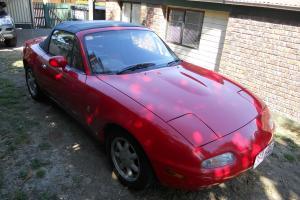 Mazda MX 5 1989 Convertible 5 SP Manual 1 6L Multi Point F INJ in in Brisbane, QLD