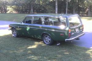 1973 Volvo 145 wagon, low mileage original, 4 speed w/overdrive Photo