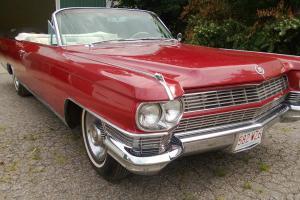 1964 Cadillac Eldorado Biarritz 7.0L