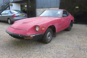 Fairlady Z JDM S30 Right Hand Drive Project L