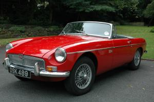 MGB Roadster 1798cc Superb Condition