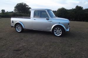 classic mini pickup
