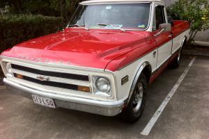 1968 Chev C10 Pick UP UTE in in Brisbane, QLD