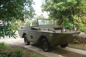 Ford Amphibian GPA Seep 1943 in in Buderim, QLD
