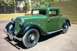 Rare Original 1934 Rover 12 4 P1 FOR Sale in in Adelaide, SA