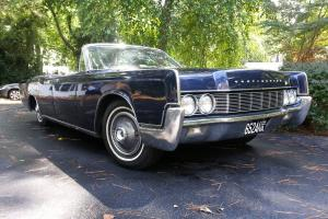 *No Reserve* 1967 Lincoln Continental Convertible *Lower Price*