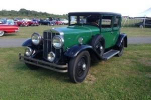 1929 Franklin 135 Victoria Brougham