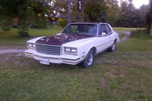 Chevrolet : Monte Carlo Coupe 2 door