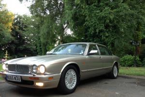Daimler (Jaguar) Six LWB Auto (Chauffered,Classic,Antique