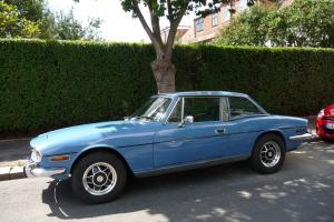 Triumph Stag 1973 Auto with Original 3.0 V8 Engine